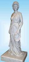 Статуя (шамот)