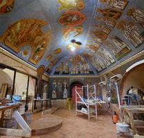 Реставрация Храма Трёх Святителей (Москва)