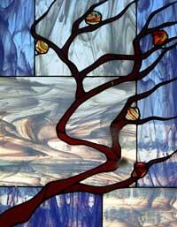 Витраж (стекло)