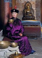 Традиционный тувинский костюм