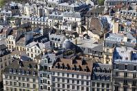 Сквер Вивиани и церковь Сен Жюльен ле Повр