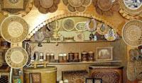 Коллекция изделий (Шемогодская прорезная берёста)