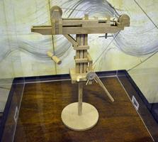 Подъемный кран с боковой лебедкой