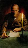 Портрет Ф.М. Достоевского