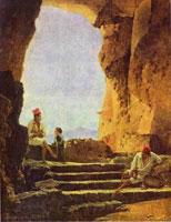 Грот во Флоренции (С.Ф. Щедрин, 1826 г.)