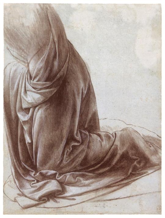 Зарисовка мягкой ткани