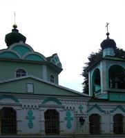 """Церковь """"Семи святых"""""""