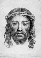 Плат Святой Вероники (К. Меллан)