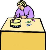 Декоратор тортов
