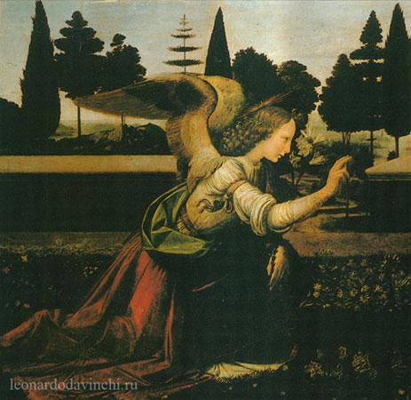 Благовещение (Леонардо да Винчи)