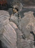 Царевна-Лебедь (М.А. Врубель, 1900 г.)