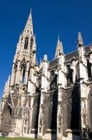 """Собор аббатства """"Сен-Дени"""", Франция"""
