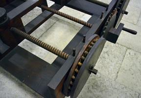 Устройство для нарезки винтов (деталь)