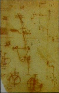 Переносная пианола (рисунок)