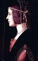 Портрет Беатриче д`Эсте